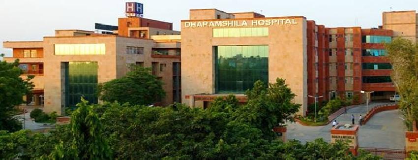 Dharamshila Cancer Hospital