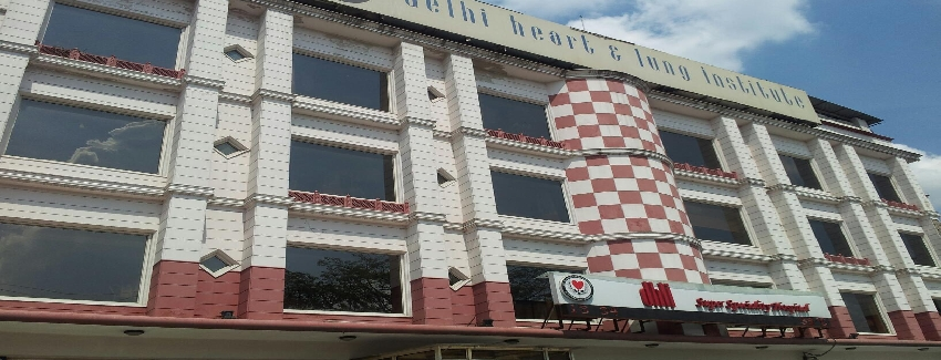 Delhi Heart and Lung Institute